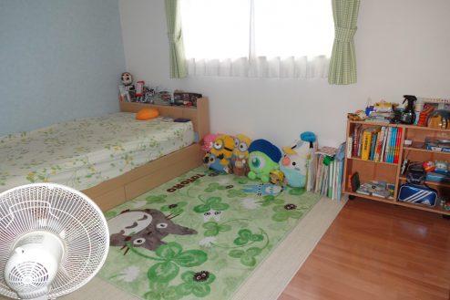 12.一軒家(4LDK+P)|洋室(6畳)子供部屋