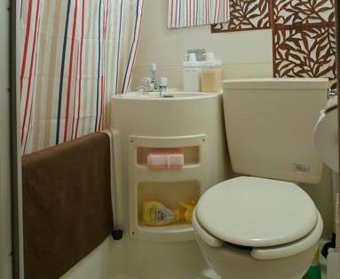 7.歌舞伎町マンション|室内・トイレ