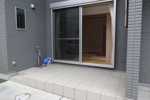 2.一軒家(4LDK+P)|今風の縁側