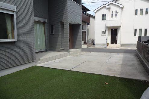 20.一軒家(4LDK+P)|庭