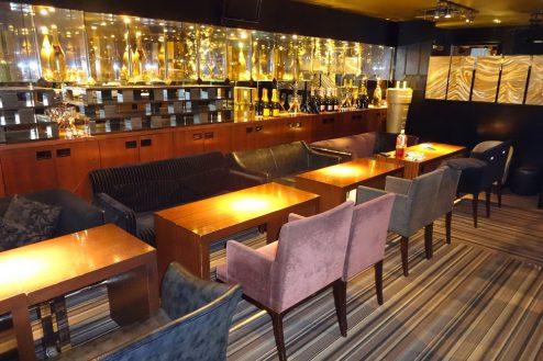 12.レストランSidedoorヒシオ|上層階バー