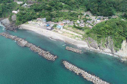 9.小浜プライベート海岸|全体図