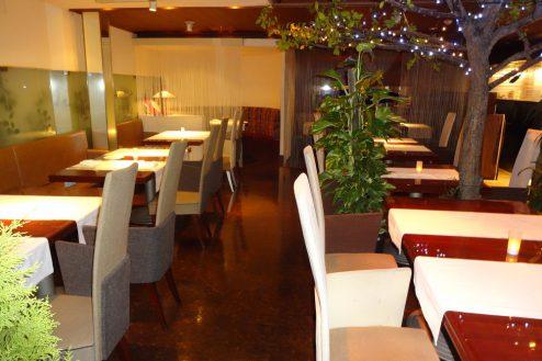 6.レストランSidedoorヒシオ|ホール