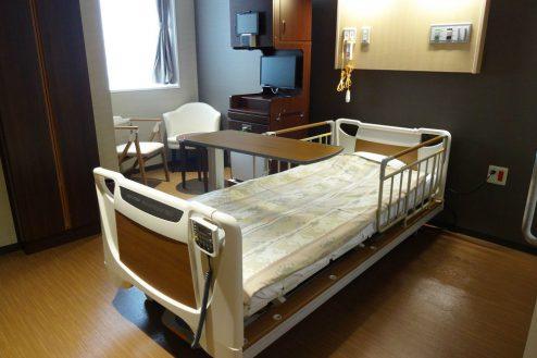 2.港区病院|病室(個室)・ベッド