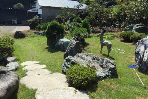 8.小浜プライベート海岸 庭