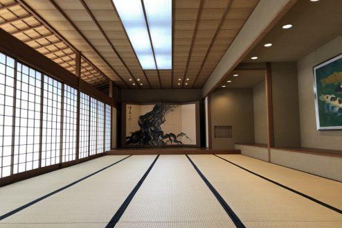 3.坂戸日本家屋 和室