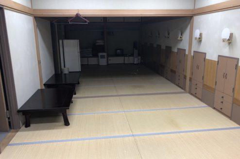12.千葉県合宿所|施設内部屋