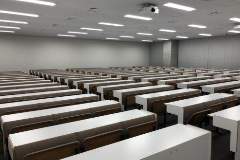 7.女子大文京キャンパス 教室