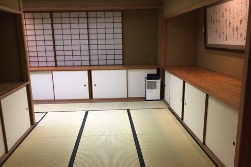 6.坂戸日本家屋 和室
