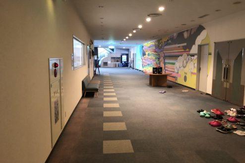 15.千葉県合宿所|施設内