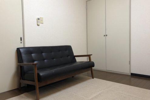 8.府中マンション|洋室