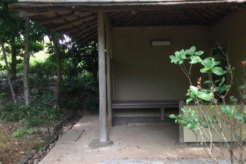 21.坂戸日本家屋|庭園内小屋