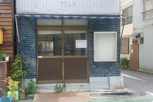 6.神田ビル|入口
