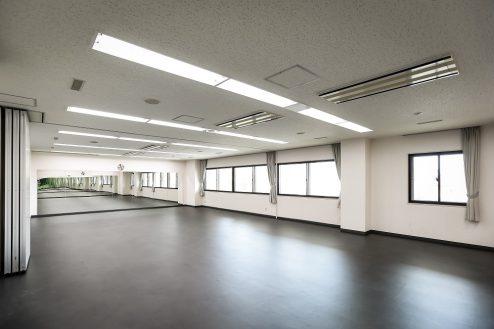 6.千葉県合宿所|ホール