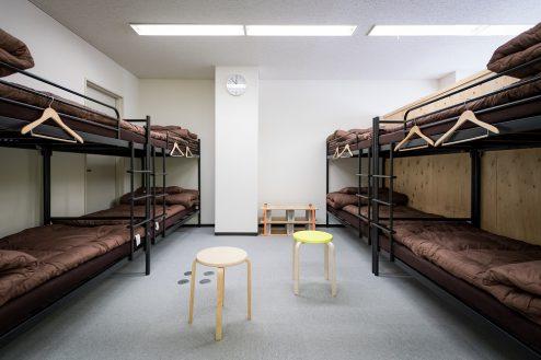 2.千葉県合宿所|宿泊部屋