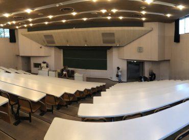 女子大文京キャンパス|大学・学校・教室・食堂・廊下・屋上|東京
