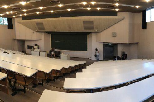 4.女子大文京キャンパス 教室