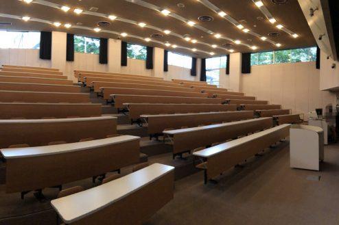 5.女子大文京キャンパス 教室