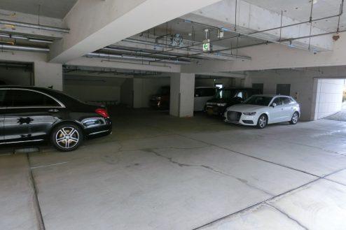 28.東大和オフィス|駐車場