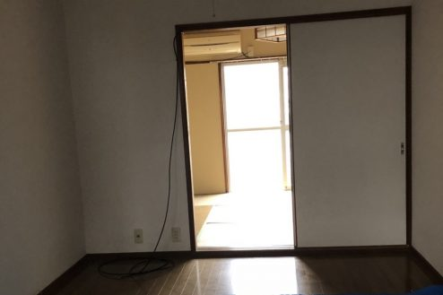5.府中アパート|室内
