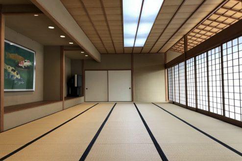 4.坂戸日本家屋 和室