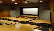 女子大新座キャンパス|大学・学校・教室・学生食堂・廊下・屋上