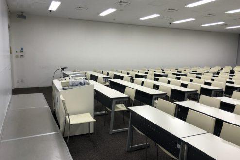 8.女子大文京キャンパス 教室