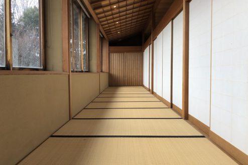 7.坂戸日本家屋 廊下