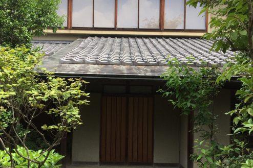 13.坂戸日本家屋 入口・玄関