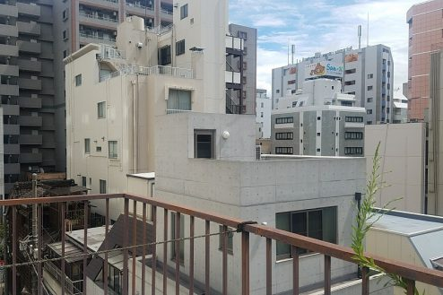 3.神田ビル|屋上