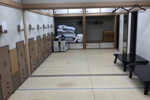 11.千葉県合宿所|施設内部屋