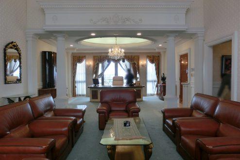 5.東大和オフィス|社長室