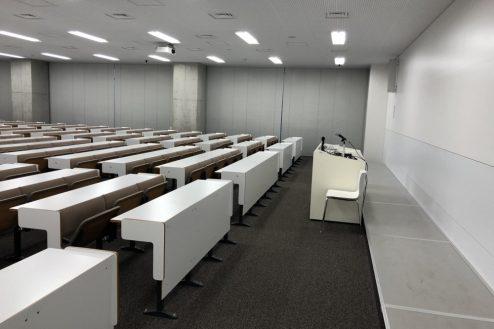 9.女子大文京キャンパス 教室