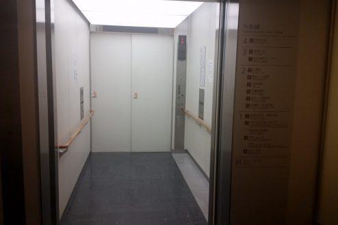 24.港区病院|エレベーター