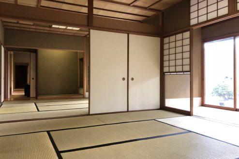 5.坂戸日本家屋 和室