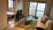 西新宿マンションスタジオ5階|1LDK・1R・豪華洋室・共用部|東京
