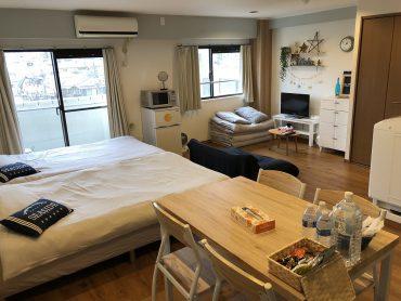 西新宿マンションスタジオ5階|1LDK・1R・豪華洋室・共用部・ハウススタジオ|東京