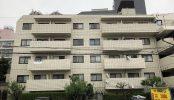 西新宿マンションスタジオ共用部|屋上・エントランス・玄関・通路|東京