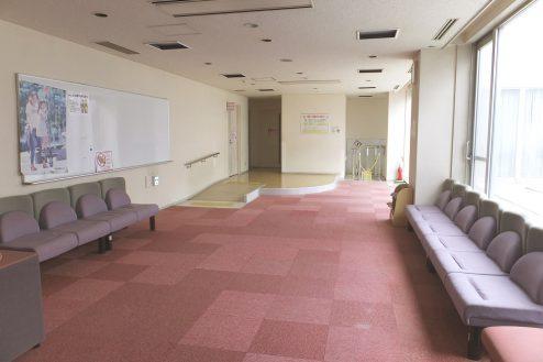 17.埼玉県 県民健康福祉村|2Fロビー