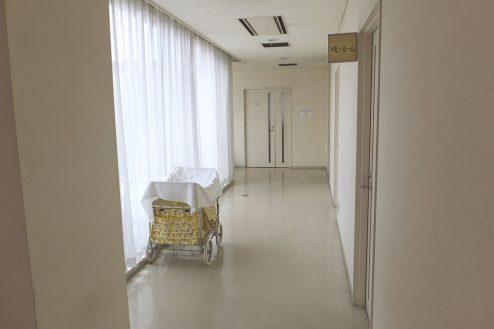 19.埼玉県 県民健康福祉村|2F廊下