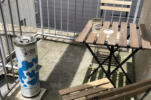 6.POINT EDGE ShibuyaBAS|10F喫煙エリア