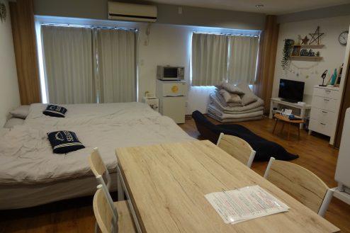 11.西新宿マンションスタジオ5階|スタジオ52