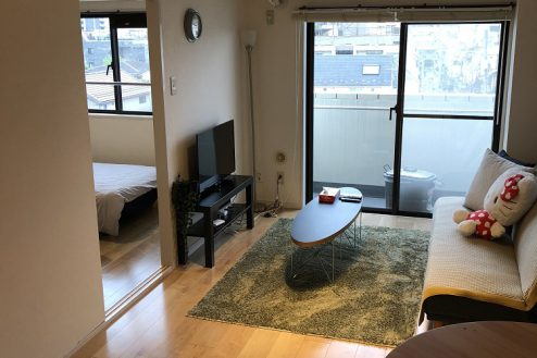 18.西新宿マンションスタジオ5階|スタジオ53