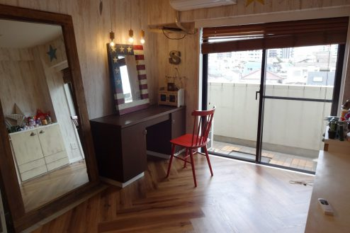 5.西新宿マンションスタジオ5階|スタジオ51・別室