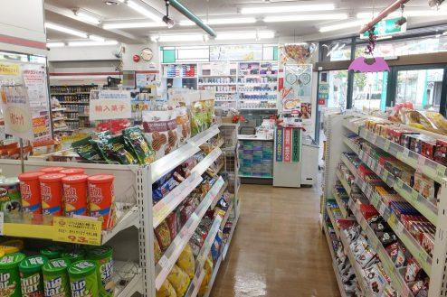 東京近郊のコンビニ 貸切・早朝・深夜
