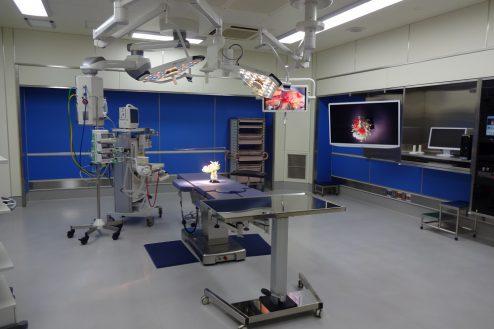 5.手術室|室内