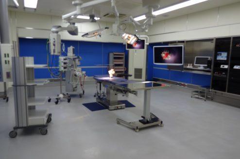 7.手術室|室内
