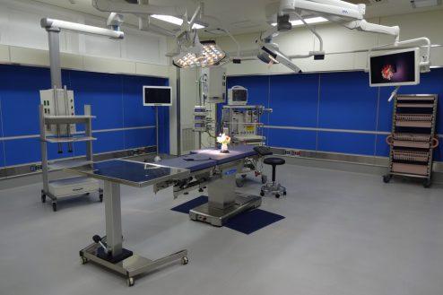 6.手術室|室内