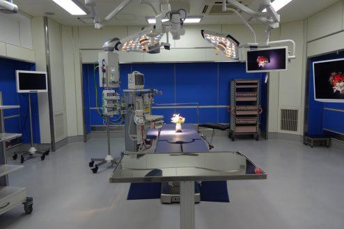 4.手術室|室内