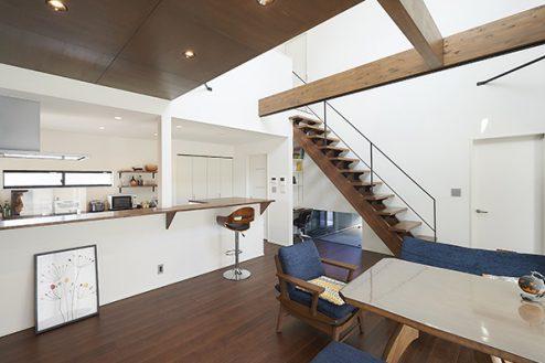 スタジオメゾン木更津H邸|一軒家・リビング・和室・寝室・庭・駐車場